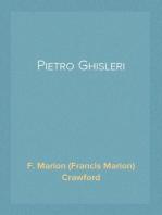 Pietro Ghisleri