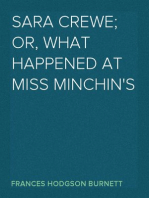Sara Crewe; Or, What Happened at Miss Minchin's