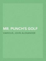 Mr. Punch's Golf Stories
