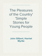 The Pleasures of the Country Simple Stories for Young People