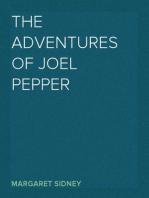 The Adventures of Joel Pepper