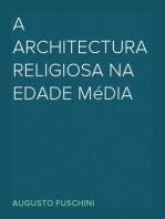 A architectura religiosa na Edade Média