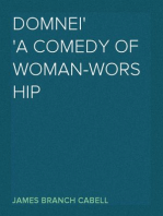 Domnei A Comedy of Woman-Worship