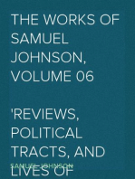The Works of Samuel Johnson, Volume 06
