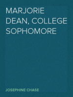 Marjorie Dean, College Sophomore