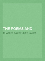 The Poems and Prose Poems of Charles Baudelaire with an Introductory Preface by James Huneker