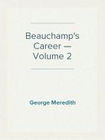Beauchamp's Career — Volume 2