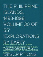 The Philippine Islands, 1493-1898, Volume 30 of 55 Explorations by early navigators, descriptions of the islands and their peoples, their history and records of the catholic missions, as related in contemporaneous books and manuscripts, showing the political, economic, commercial and religious conditions of those islands from their earliest relations with European nations to the close of the nineteenth century, Volume XXX, 1640