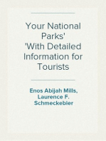 Your National Parks With Detailed Information for Tourists