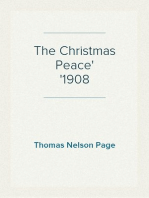 The Christmas Peace 1908