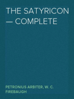 The Satyricon — Complete