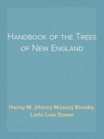 Handbook of the Trees of New England