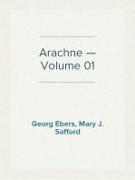 Arachne — Volume 01