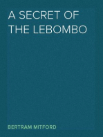A Secret of the Lebombo