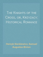 The Knights of the Cross, or, Krzyzacy