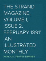 The Strand Magazine, Volume I, Issue 2, February 1891 An Illustrated Monthly