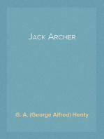Jack Archer A Tale of the Crimea