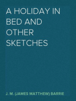 A Holiday in Bed and Other Sketches