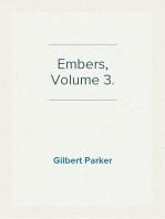 Embers, Volume 3.