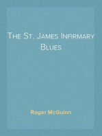 The St. James Infirmary Blues