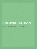 L'oeuvre du divin Arétin Introduction et notes par Guillaume Apollinaire