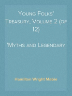 Young Folks' Treasury, Volume 2 (of 12)