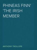 Phineas Finn The Irish Member