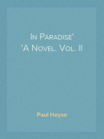 In Paradise A Novel. Vol. II