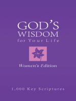 Bible Wisdom for Your Life--Women's Edition