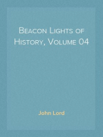 Beacon Lights of History, Volume 04