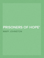 Prisoners of Hope A Tale of Colonial Virginia