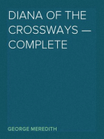 Diana of the Crossways — Complete