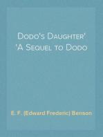 Dodo's Daughter A Sequel to Dodo