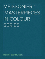Meissonier  Masterpieces in Colour Series
