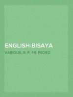 English-Bisaya Grammar In Twenty Eight Lessons