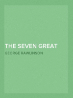 The Seven Great Monarchies Of The Ancient Eastern World, Vol 2