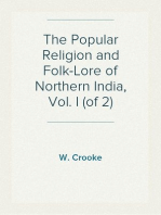 The Popular Religion and Folk-Lore of Northern India, Vol. I (of 2)