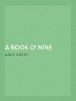 A Book o' Nine Tales.