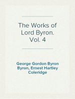 The Works of Lord Byron. Vol. 4