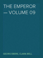 The Emperor — Volume 09