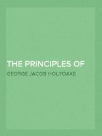 The Principles Of Secularism