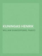 Kuningas Henrik Neljäs II