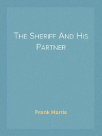 The Sheriff And His Partner