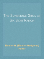 The Sunbridge Girls at Six Star Ranch