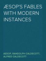 Æsop's Fables with Modern Instances