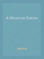 A Mountain Europa