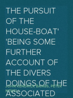The Pursuit of the House-Boat Being Some Further Account of the Divers Doings of the Associated Shades, under the Leadership of Sherlock Holmes, Esq.