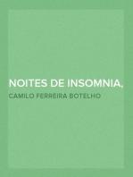 Noites de insomnia, offerecidas a quem não póde dormir. Nº8 (de 12)