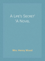 A Life's Secret A Novel