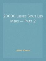 20000 Lieues Sous Les Mers — Part 2